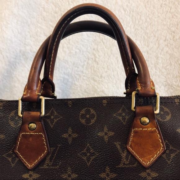 Louis Vuitton Handbags - ADDITIONAL PHOTOS Louis Vuitton Speedy 30